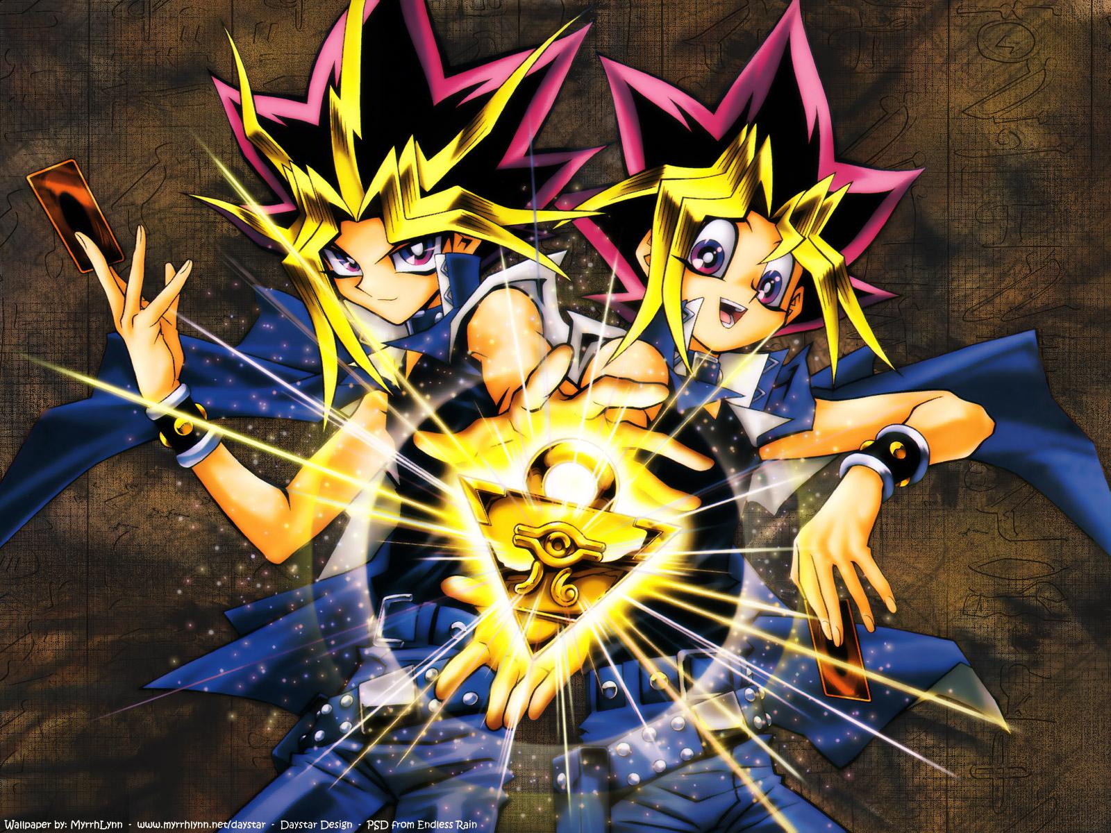 Yu Gi Oh Duel Monsters Wallpaper Yu Gi Oh   Minitokyo 1600x1200