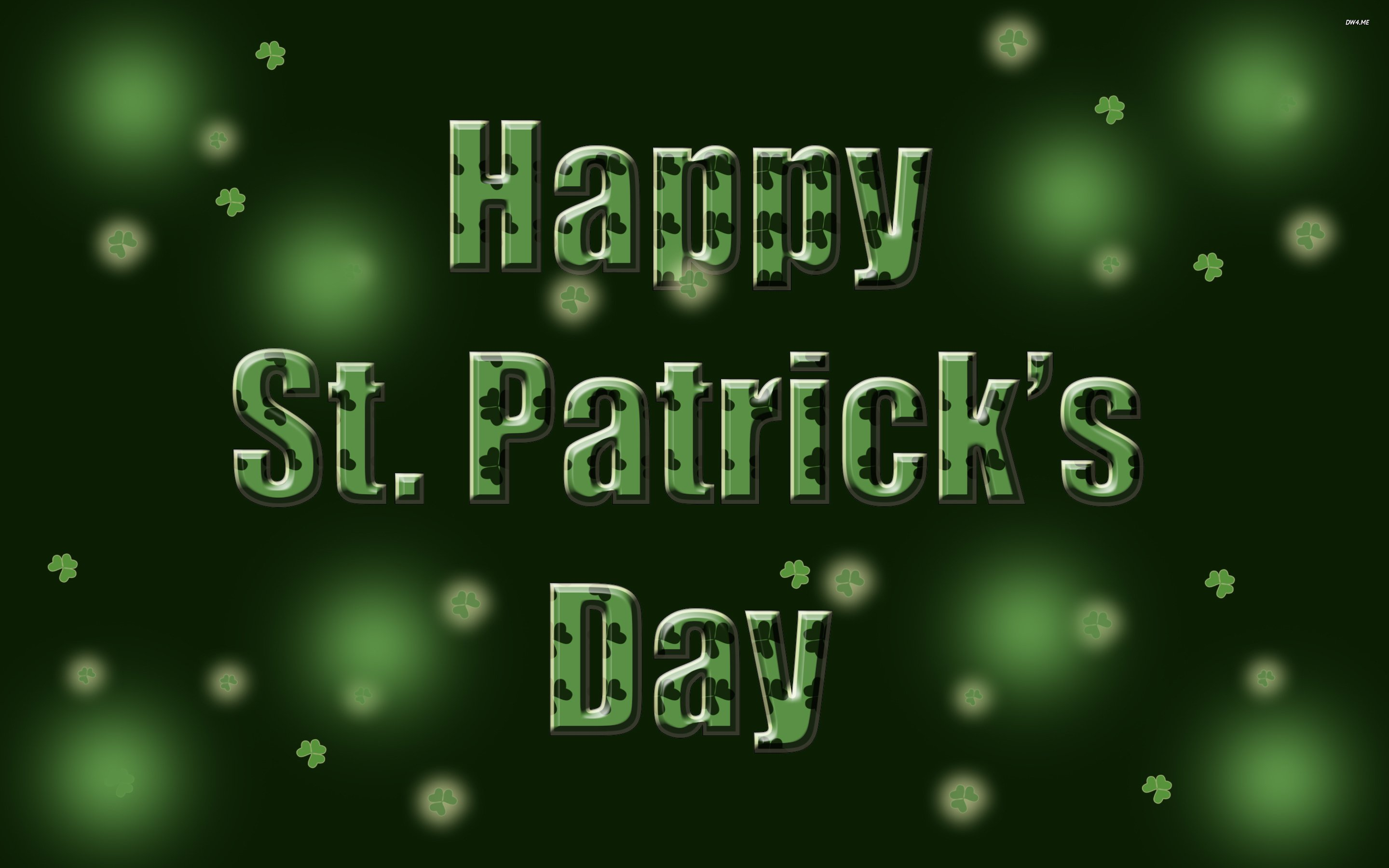 Happy St Patricks Day wallpaper   Holiday wallpapers   2620 2880x1800