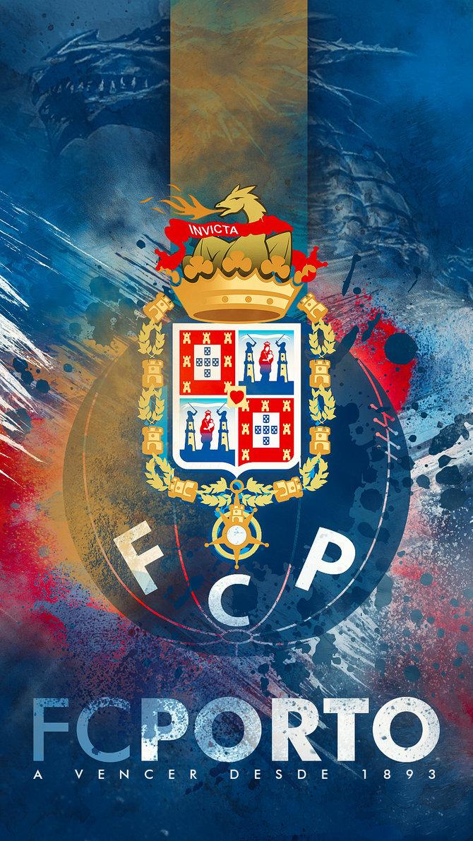 FC Porto Wallpapers 29 WallpapersExpert Journal 670x1191