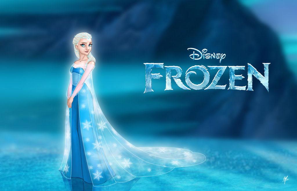 elsa ice queen wallpapers disney frozen wallpapers hdjpg 1024x661