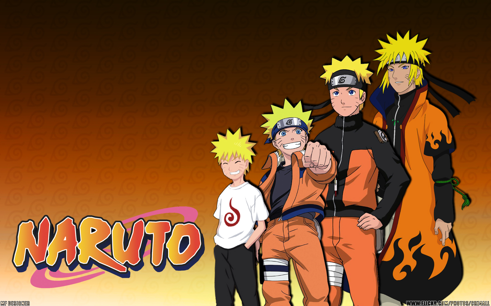 Naruto Shippuden Wallpaper 1680x1050 Naruto Shippuden Yondaime 1680x1050