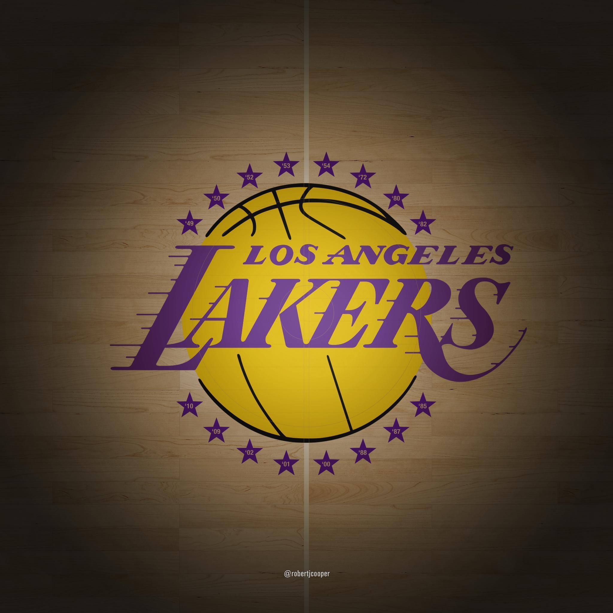 73] Lakers Wallpaper on WallpaperSafari 2048x2048