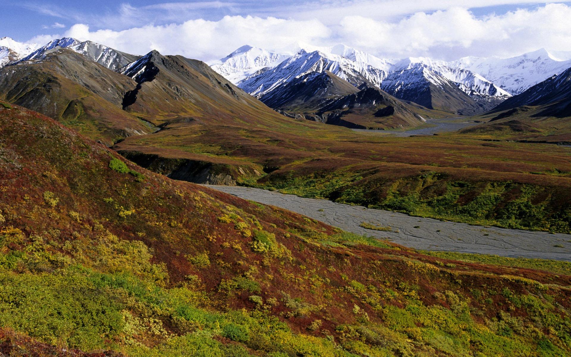Alaska Scenery wallpaper 1920x1200