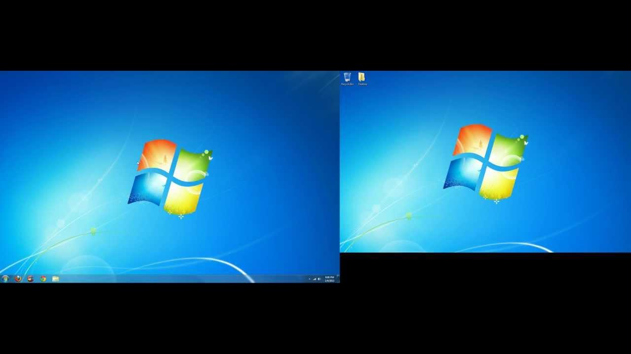 windows 7 multiple desktop backgrounds multiple monitors 1280x720