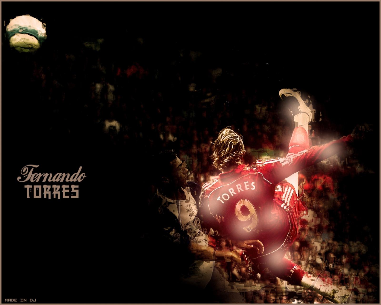 Fernando Torres Player Wallpapers   8670 1600x1279