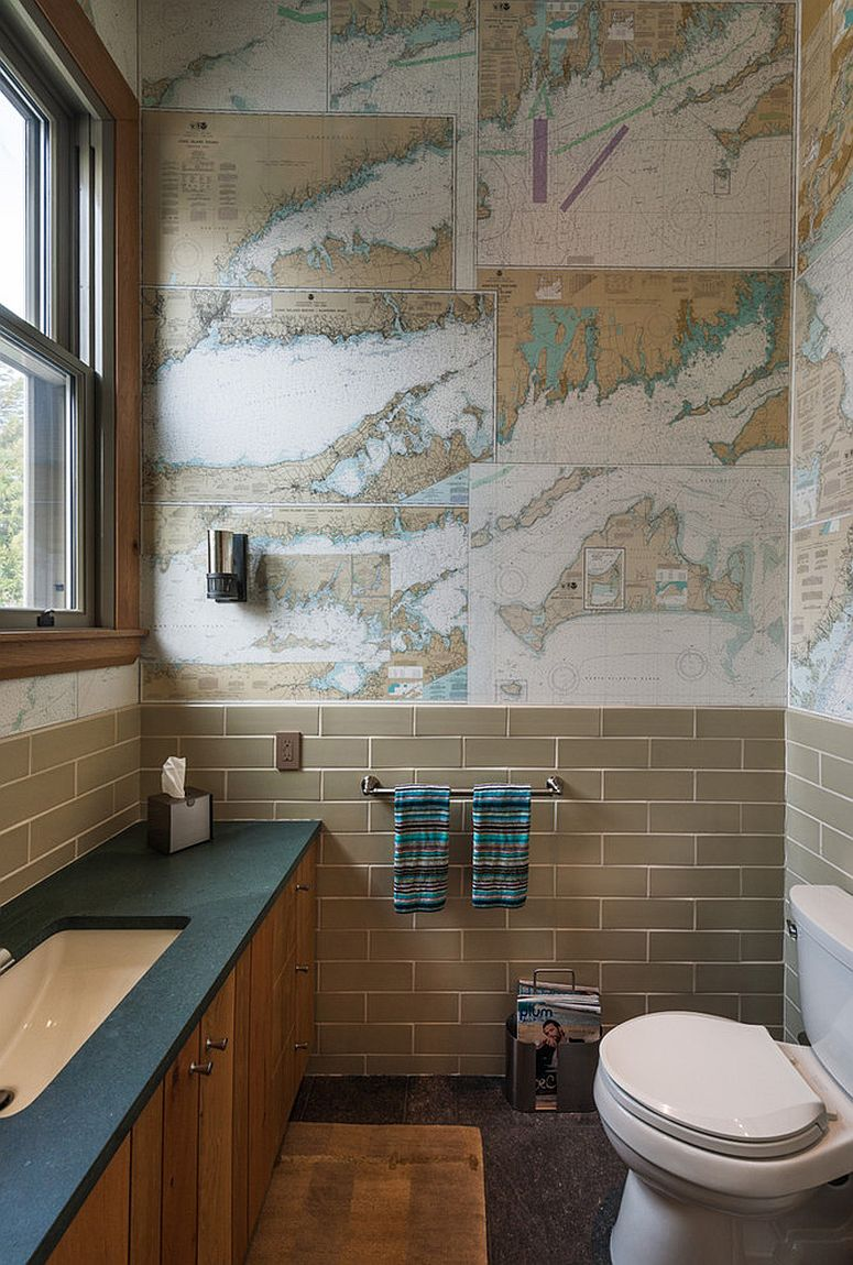 Turn those old maps into gorgeous custom wallpaper [Design Sandvold 775x1149