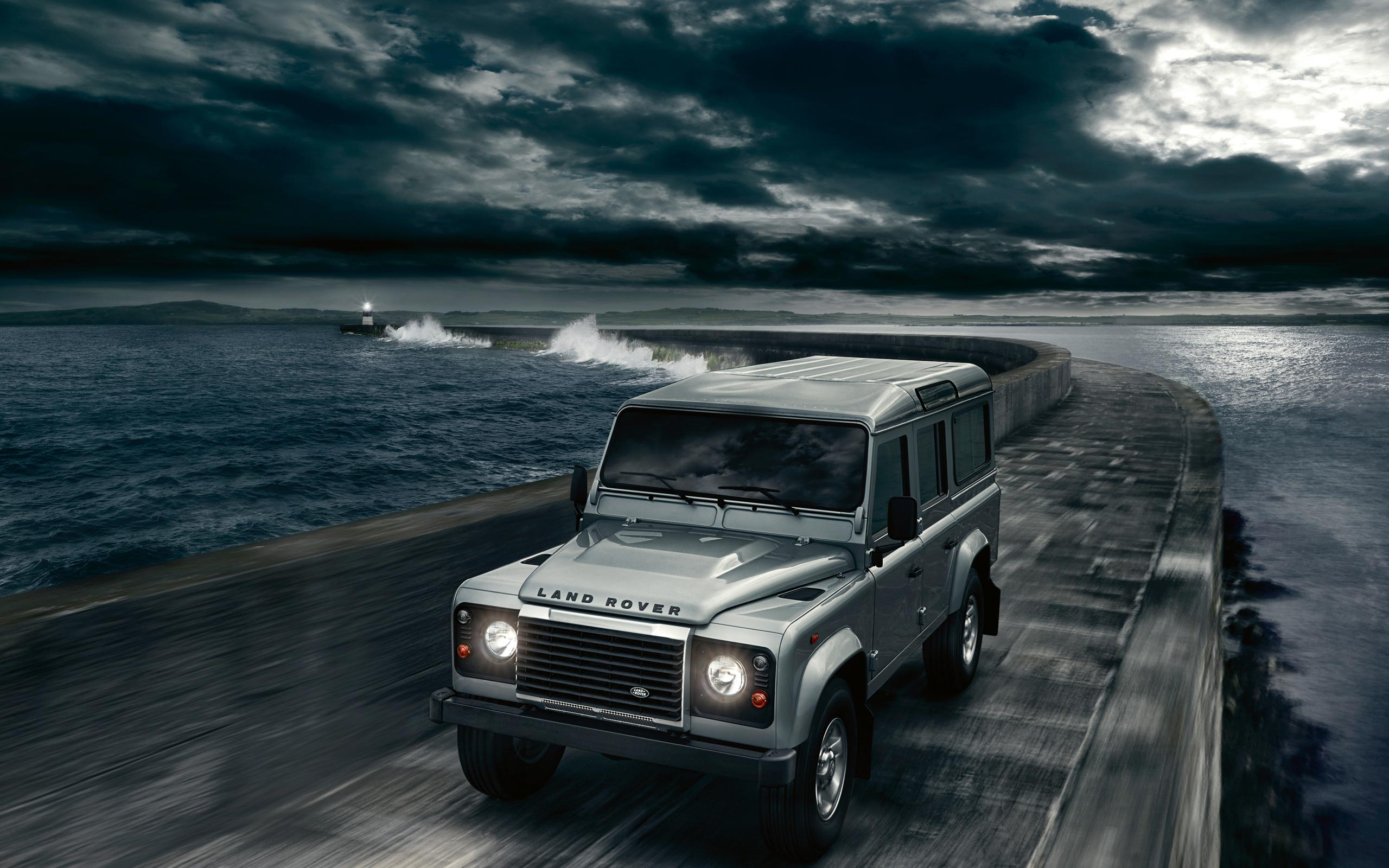 Land Rover Defender Wallpapers - WallpaperSafari