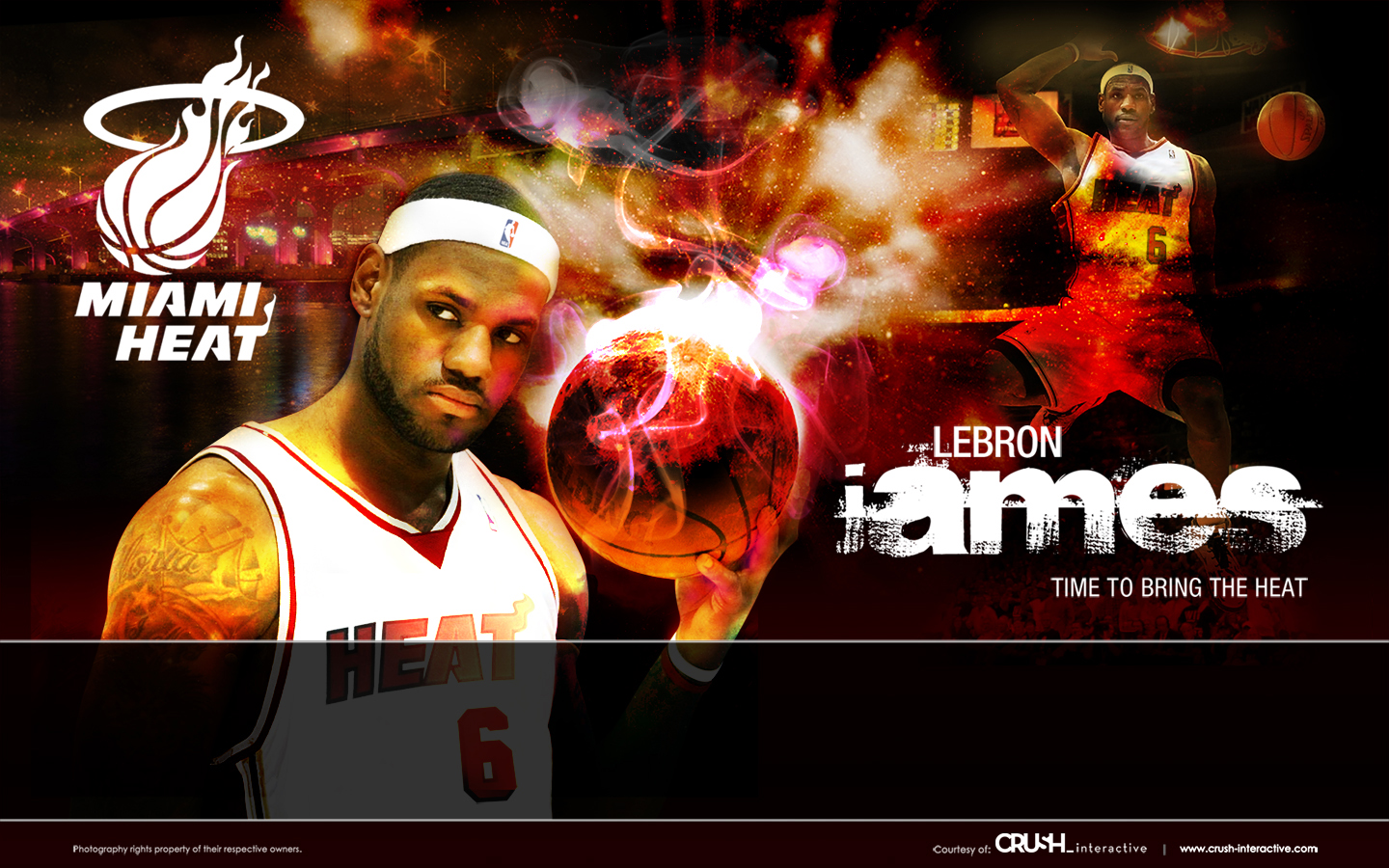 Sports Stars LeBron James WallpapersImages of 2012 1440x900
