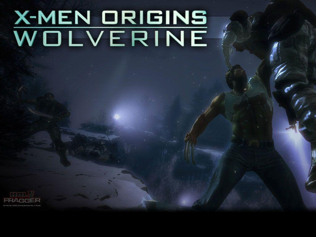 X Men Origins Wolverine Game Wallpapers 1024x768