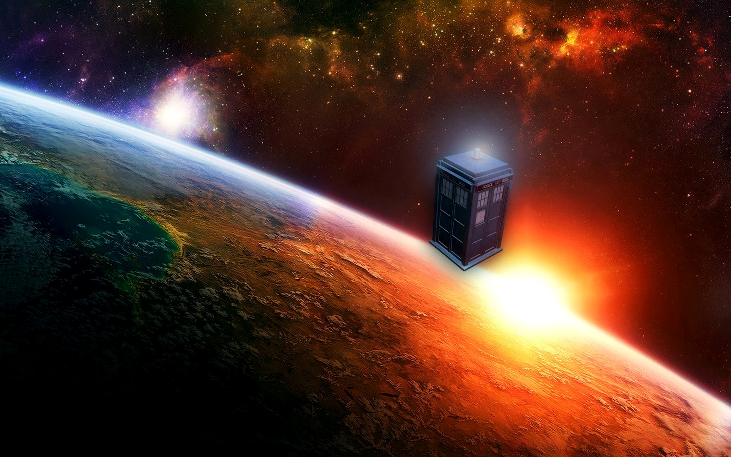 Description Wallpaper Doctor Who is a hi res Wallpaper for pc 2560x1600