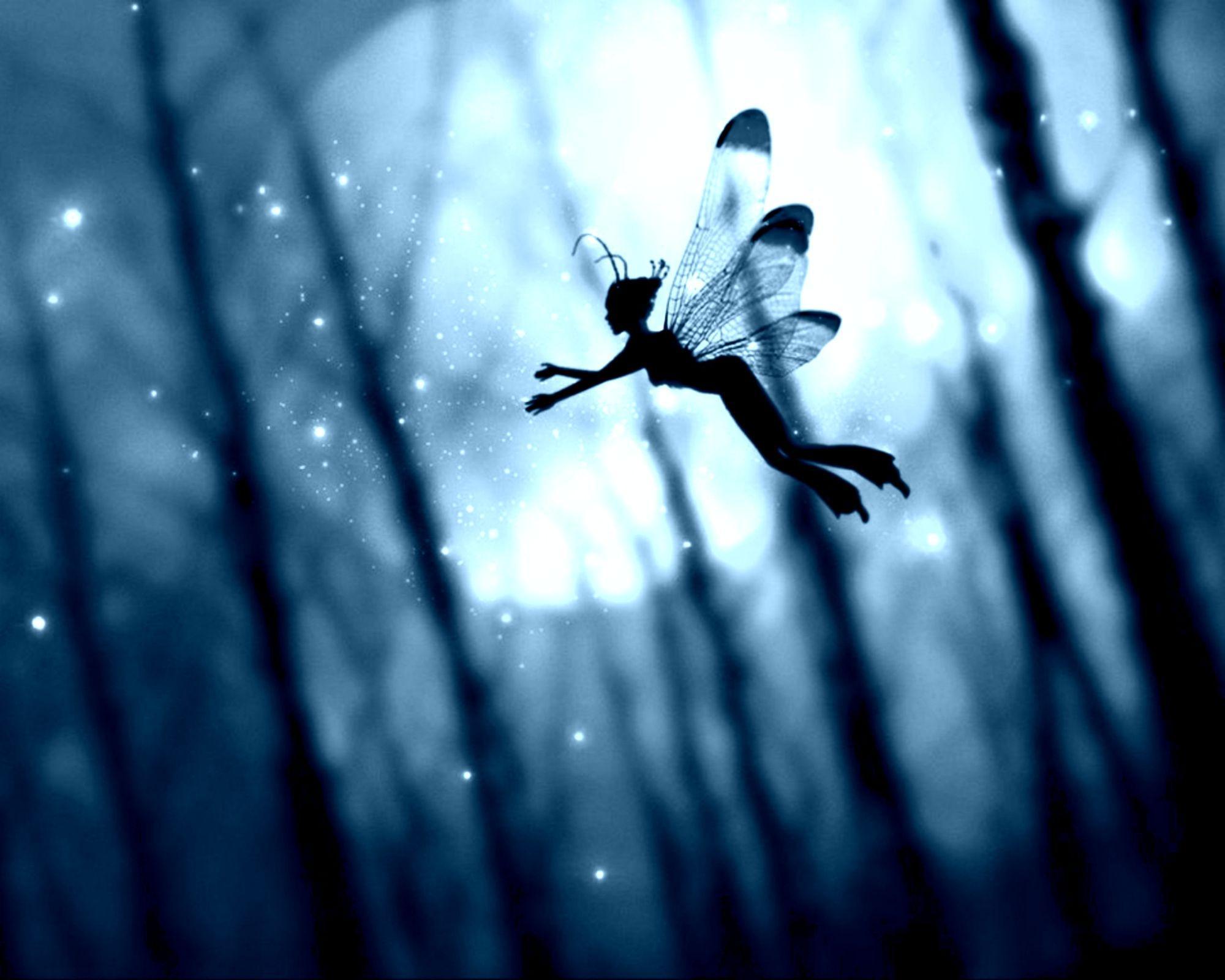 Download Dark Fairy Wallpaper 65   Wallpaper For your screen 2000x1600