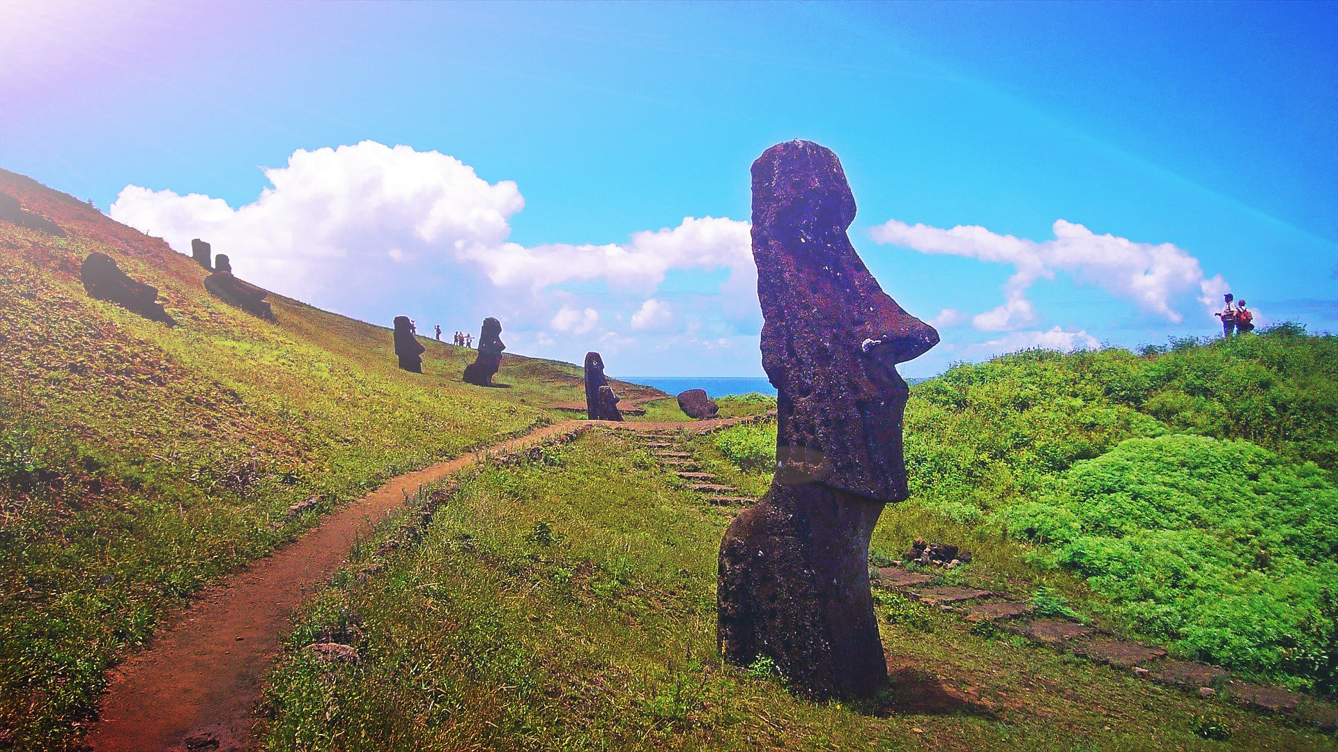 Easter Island Wallpapers Pictures Images 1920x1080