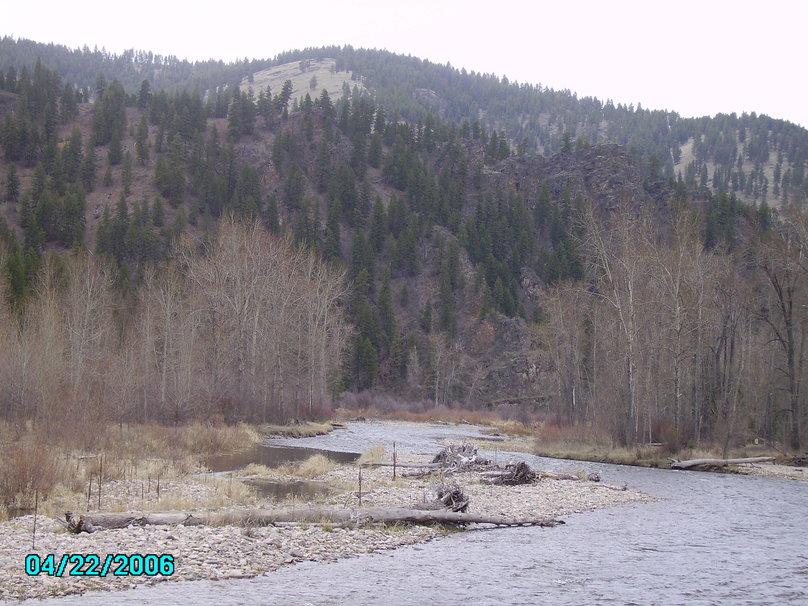 Montana River scene wallpaper   ForWallpapercom 808x606