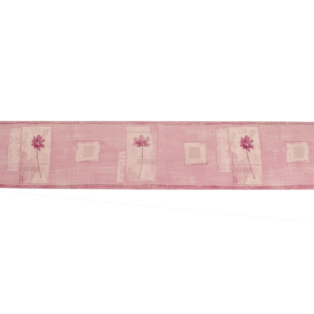 Cream//Brown//Red//Pink//Blue Graham /& Brown Forager Self Adhesive Wallpaper Border