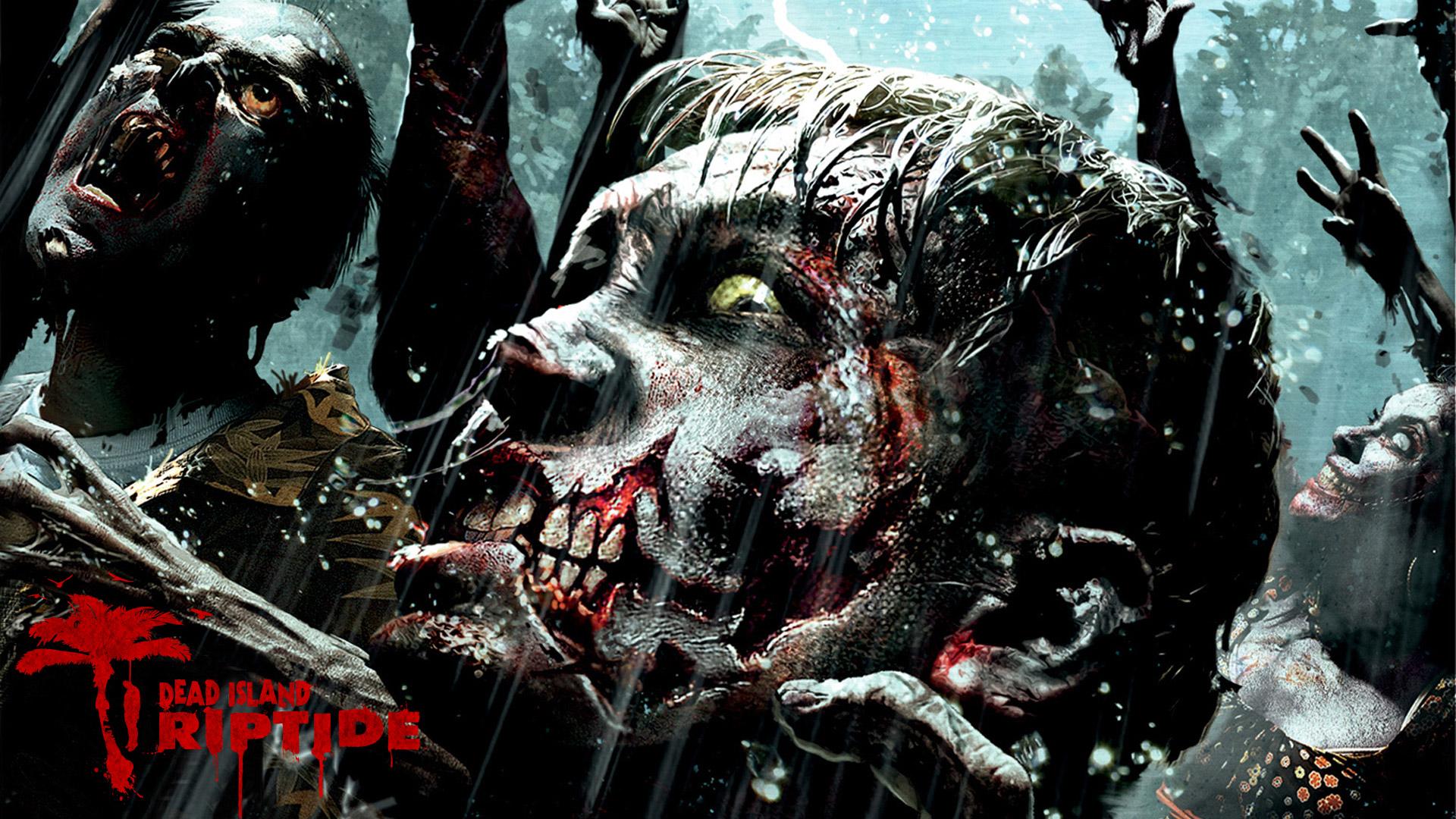 Dead Island Zombie Wallpaper