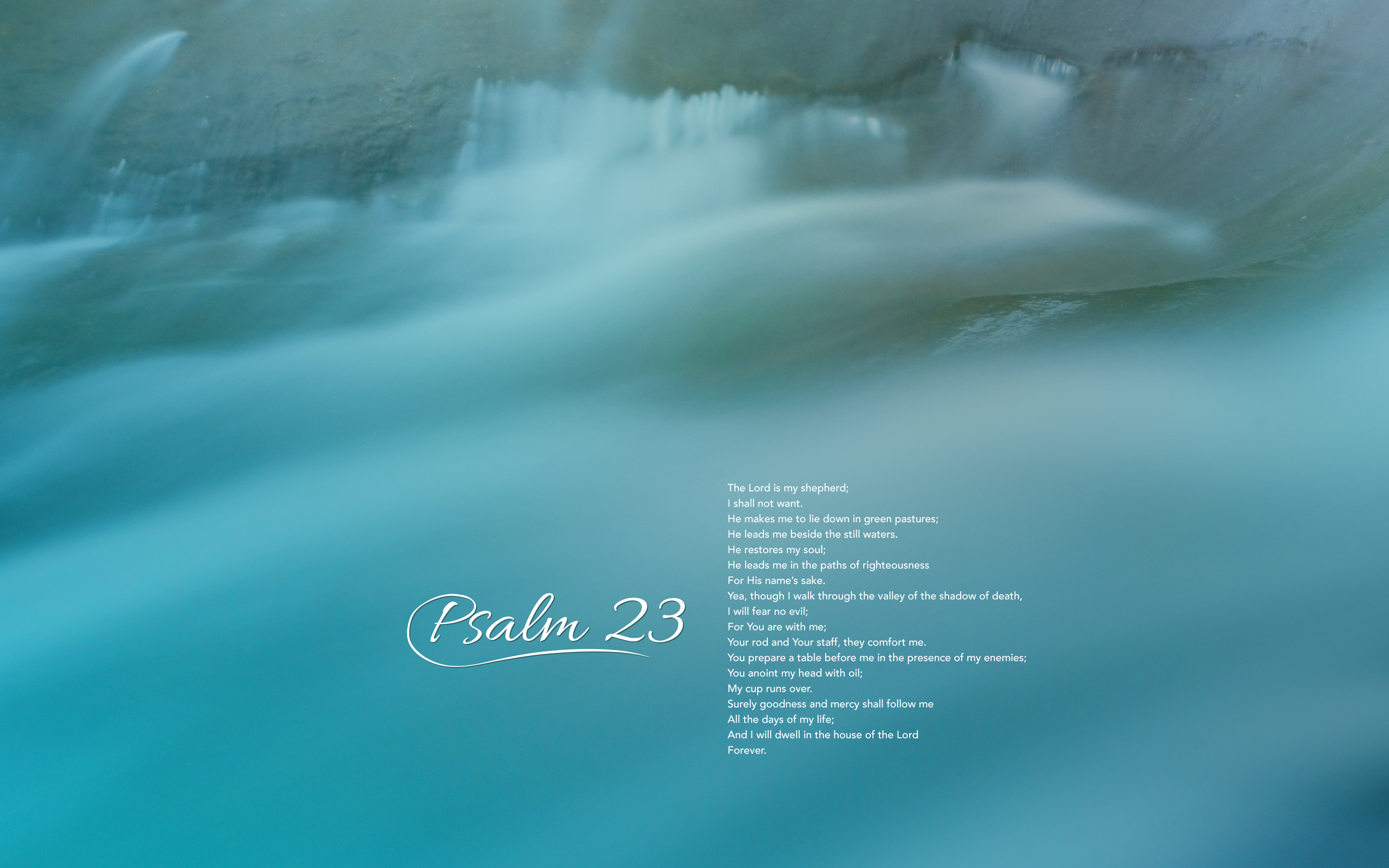 Psalm 23 Northwest Bible Church 2880x1800