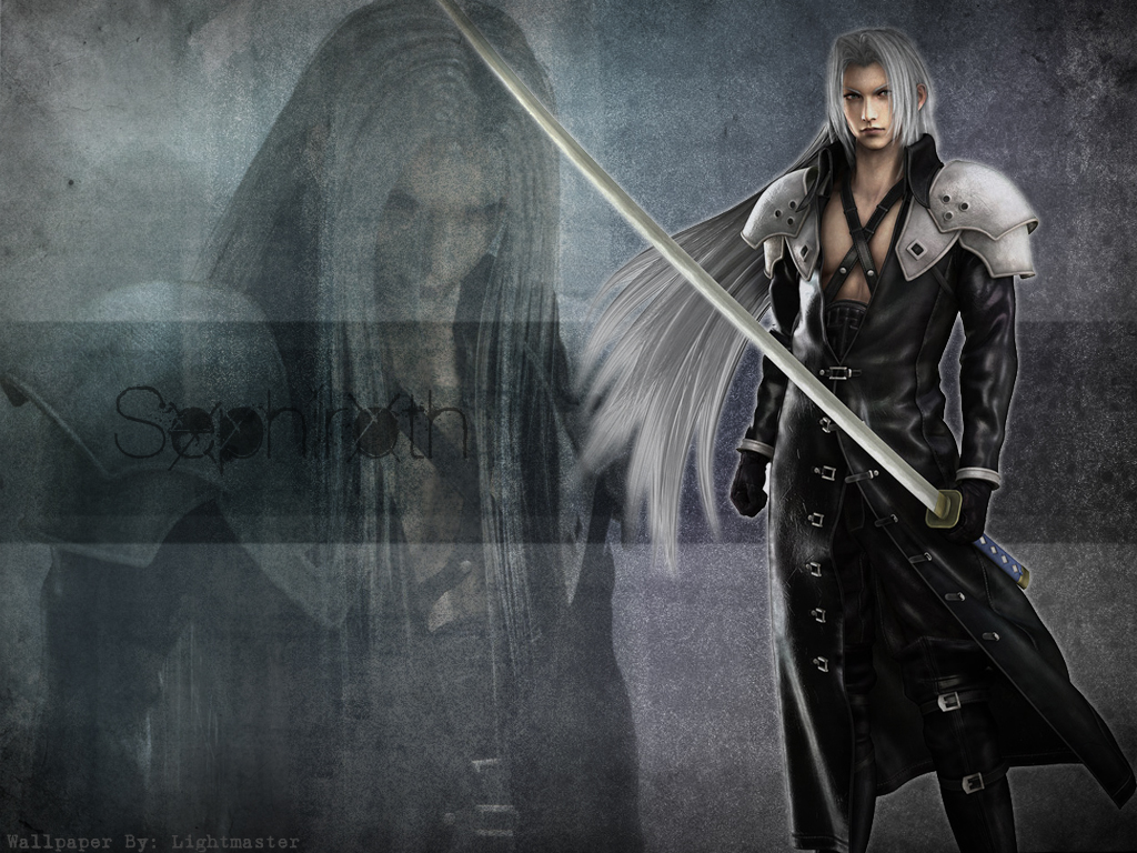 76 Sephiroth Wallpapers On Wallpapersafari