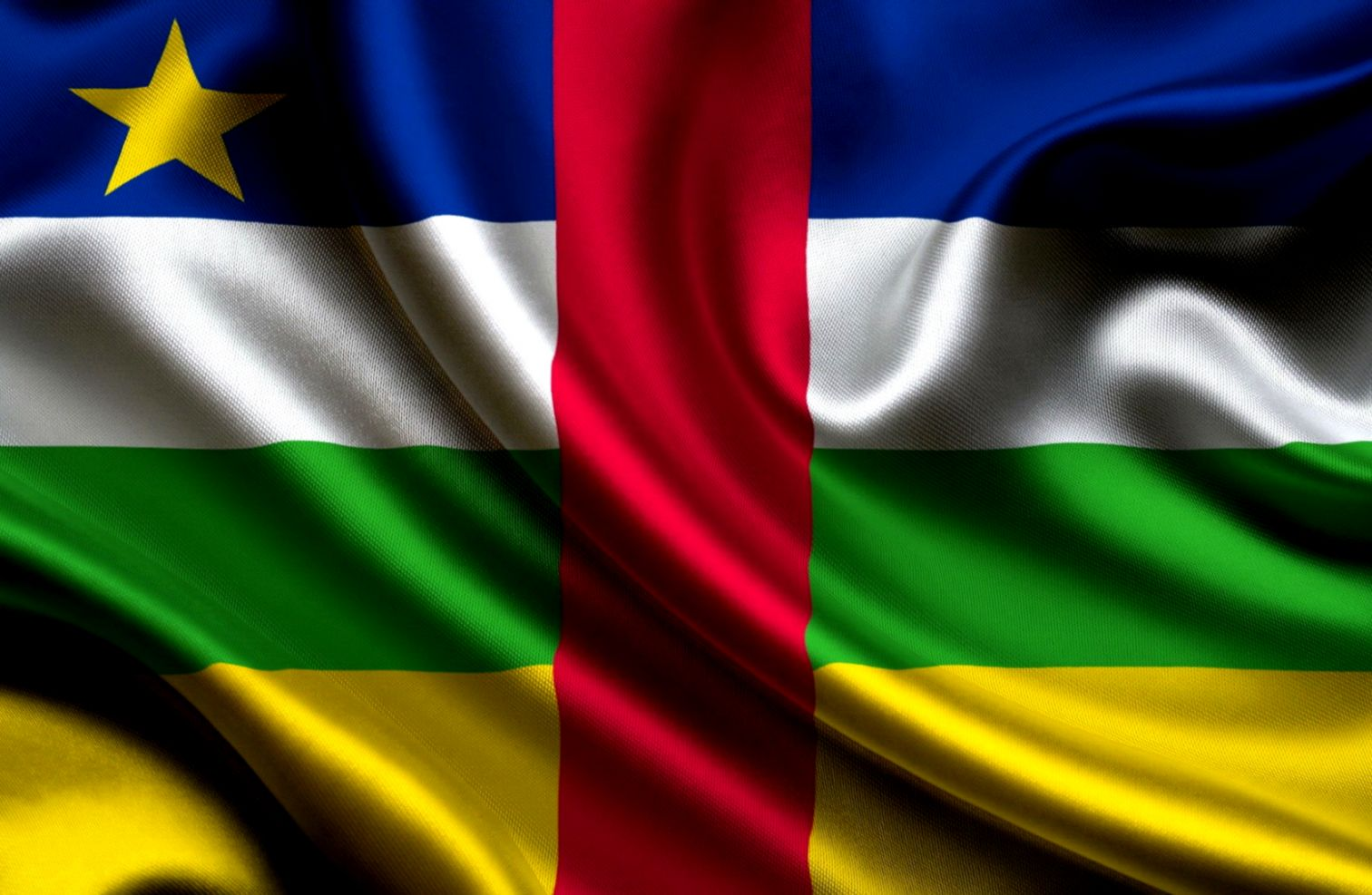 Central African Republic Countries Flag Wallpaper Love Wallpapers 1512x987