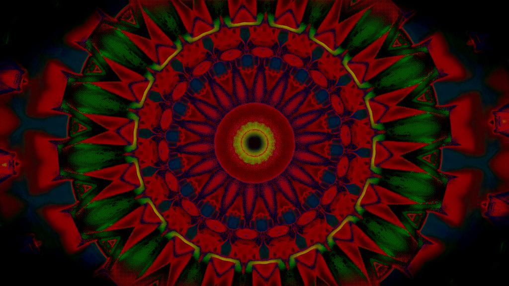 Red Trippy Desktop Wallpapers backgrounds 1024x576