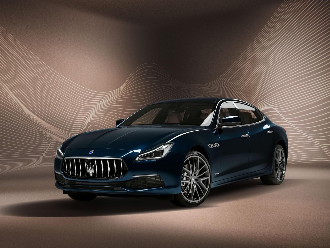Maserati Quattroporte GranLusso Royale 2020 5K HD desktop 1400x1050