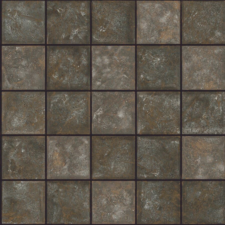 Mountain Black Tile Peelable Vinyl Prepasted Wallpaper Lowes Canada 900x900