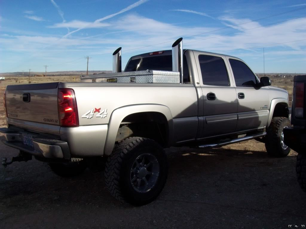 Lifted Chevy Trucks With Stacks Chevrolet Chevy Truck Tool Box Hd Auto 1024x768