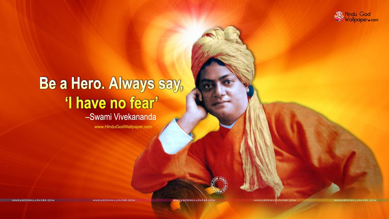 Swami Vivekananda HD Wallpapers Images Full Download 1366x768