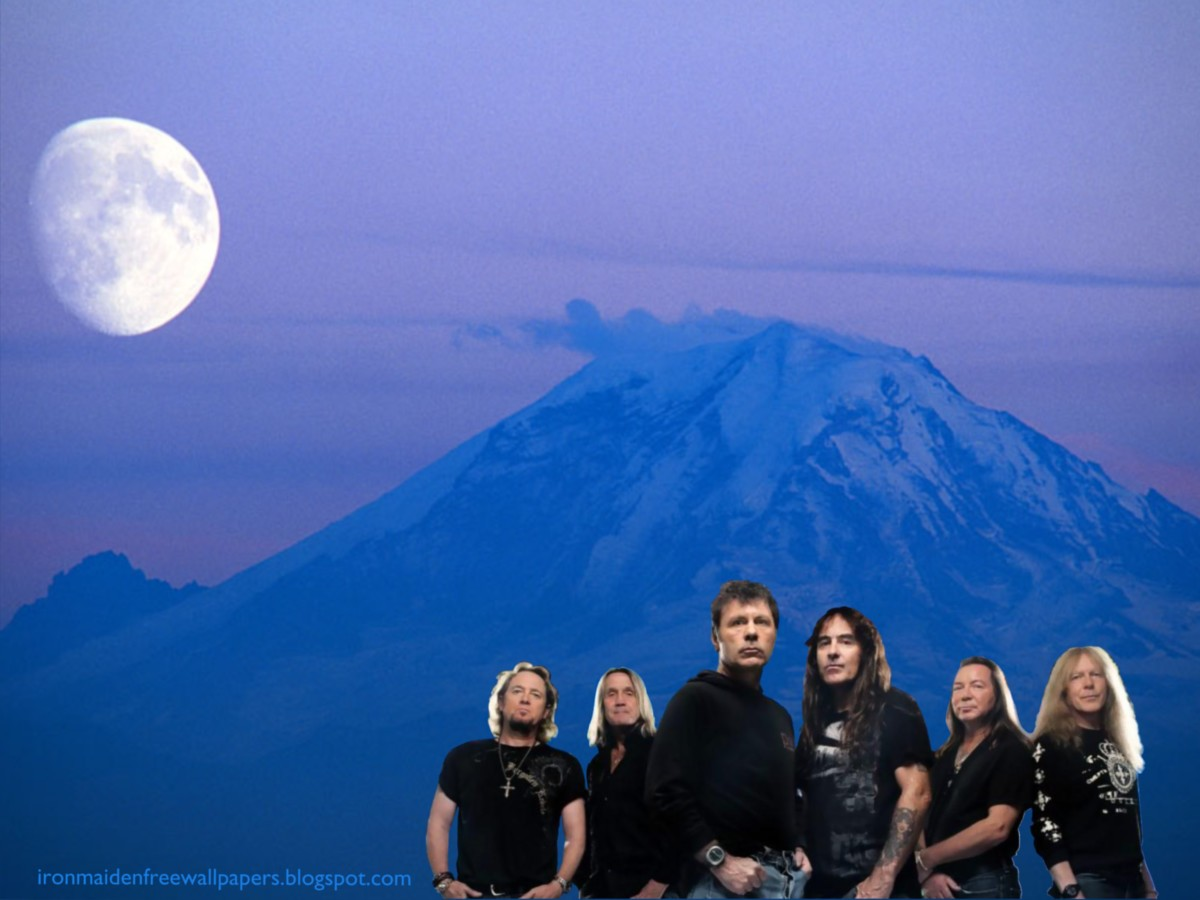 Desktop Wallpapers Rock Group band photo in Blue Moon Mountain 1200x900