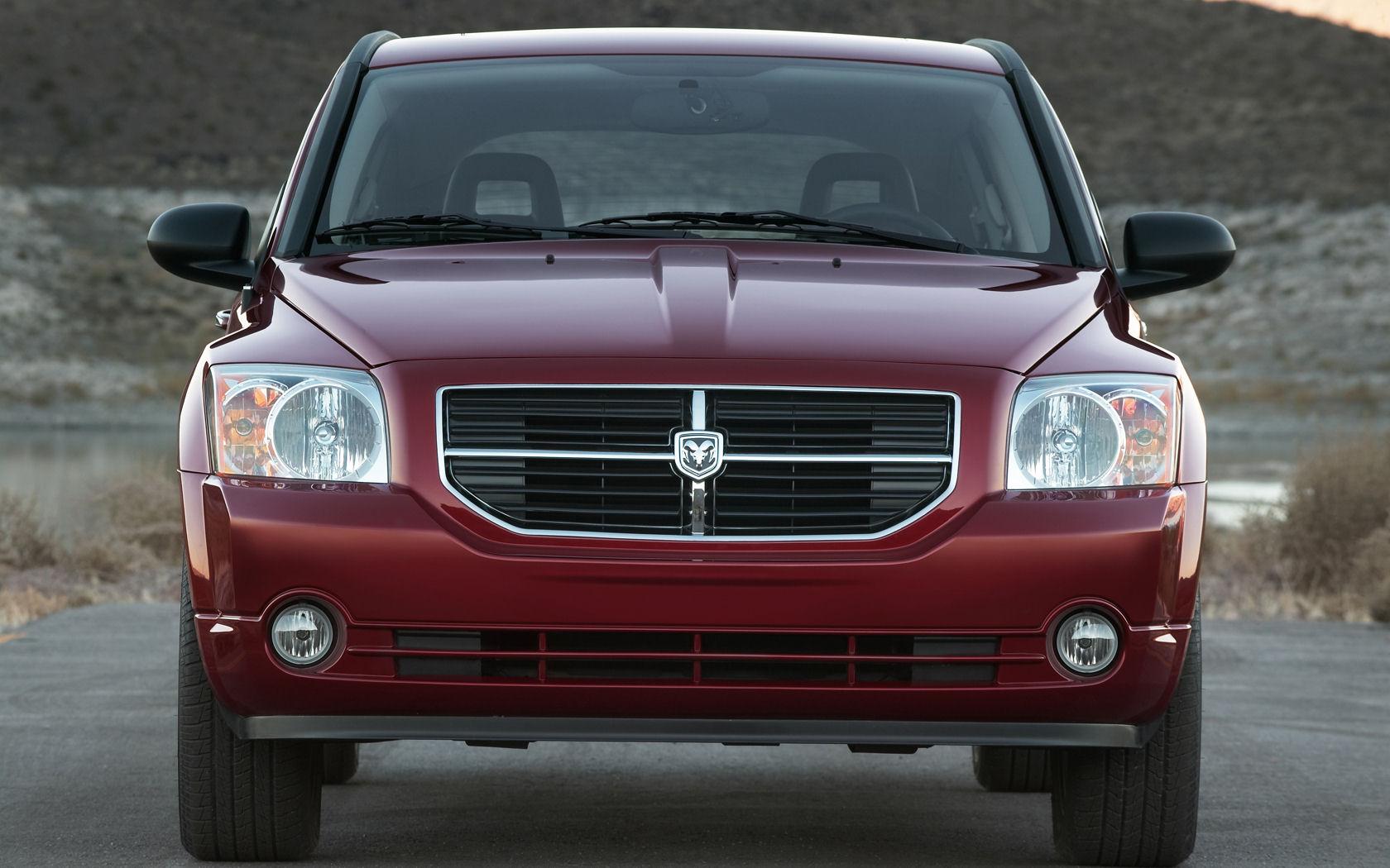 Dodge Caliber SE SXT RT SRT4   Widescreen Wallpaper 1680x1050