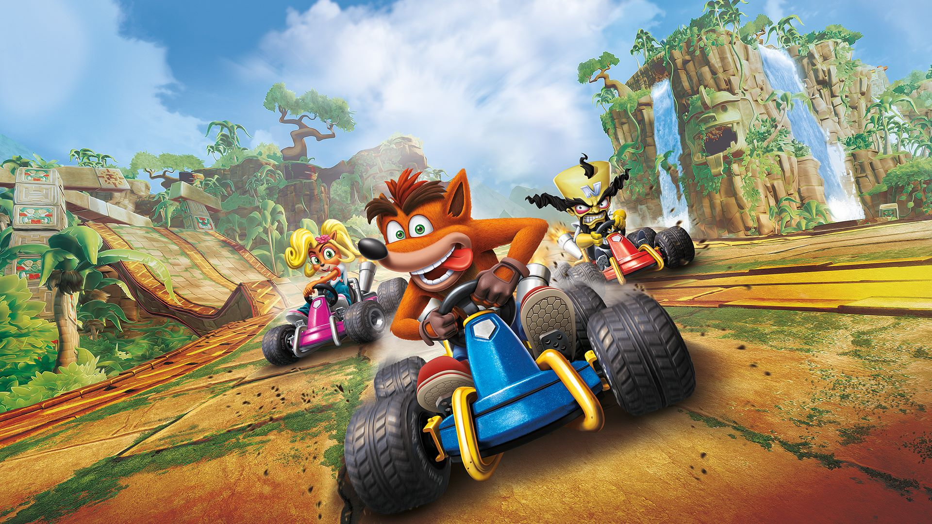 Buy Crash Team Racing Nitro Fueled   Microsoft Store en AU 1920x1080
