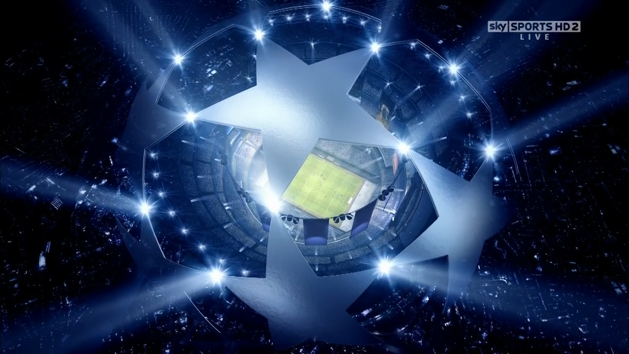 14+ Uefa Champions League Logo Wallpaper