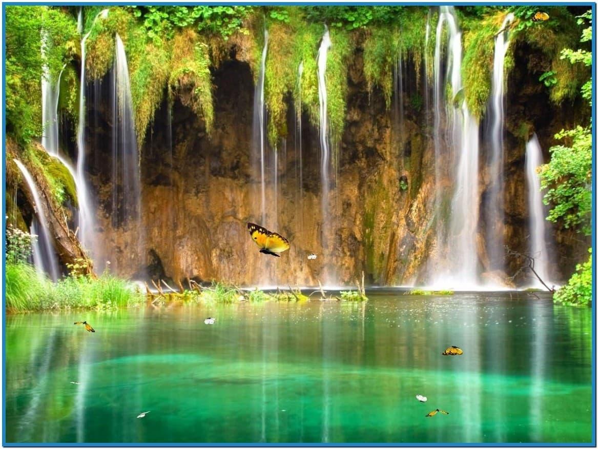 Live waterfall screensaver   Download 1167x876