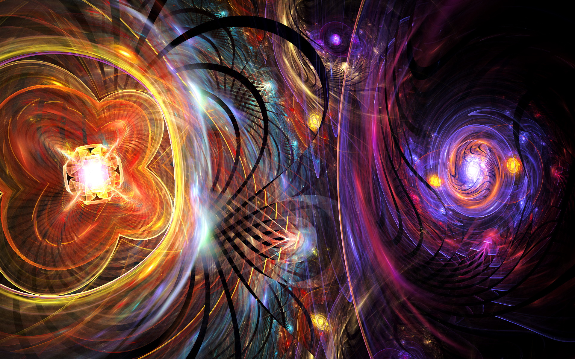 30 Awesome Trippy Wallpapers Techie Blogger 1920x1200
