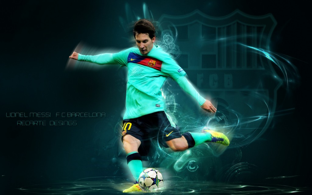 Lionel Messi HD Wallpapers 1024x640