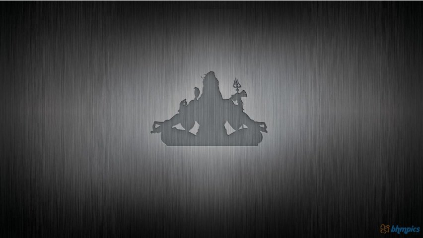 4k Wallpaper Lord Shiva Black Images Hd 1080p Download