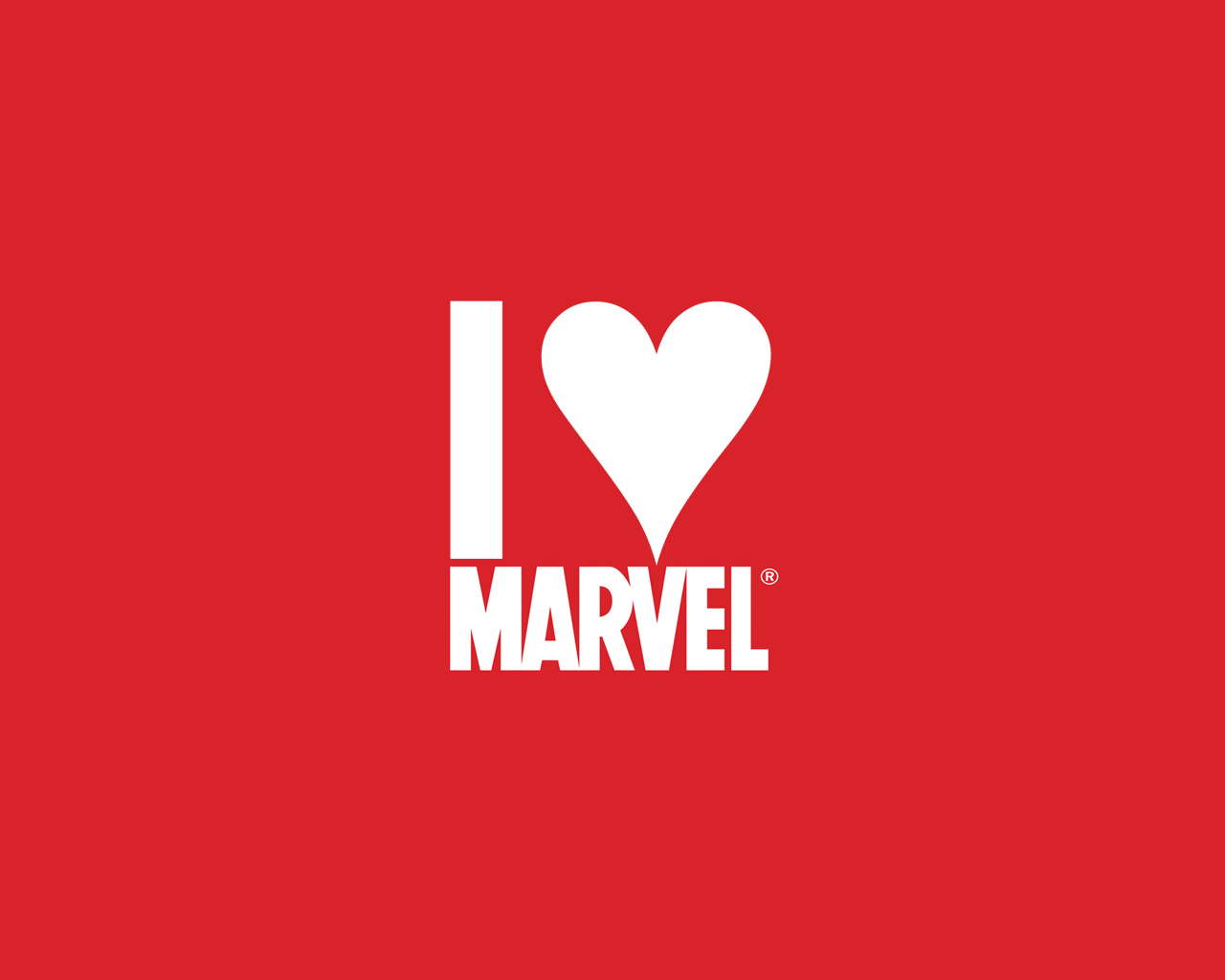Marvel Logo Wallpaper Marvel wallpaper series   ilm 1280x1024
