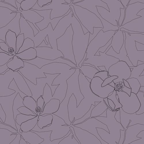 Magnolia Contour SL014 Custom digital wallpaper and borders 500x500