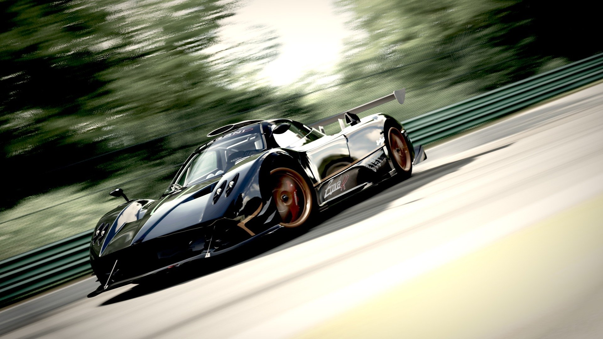 151 Pagani Zonda HD Wallpapers Background Images 1920x1080