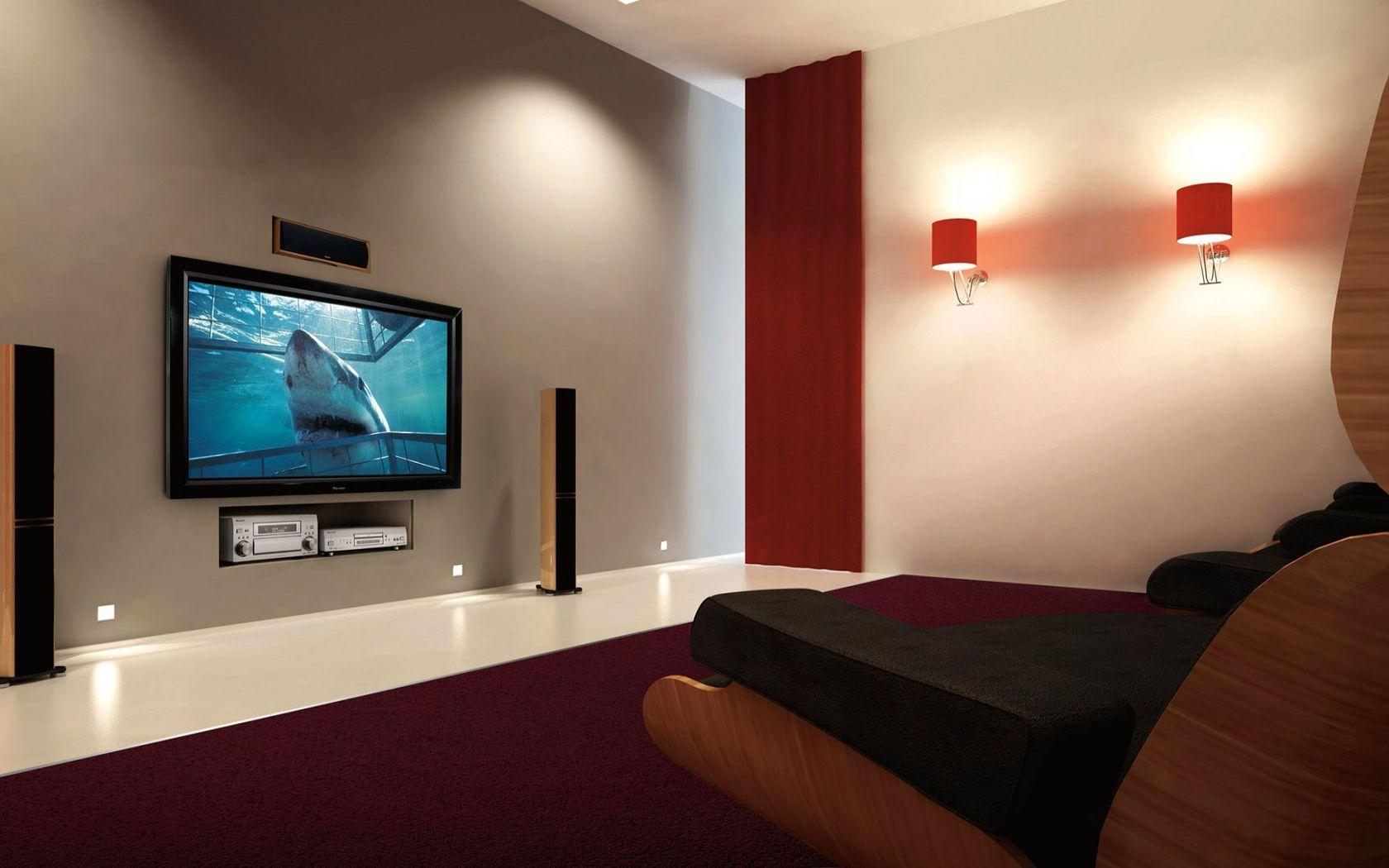 Home Theater Surround Sound Home Cinema 1680x1050