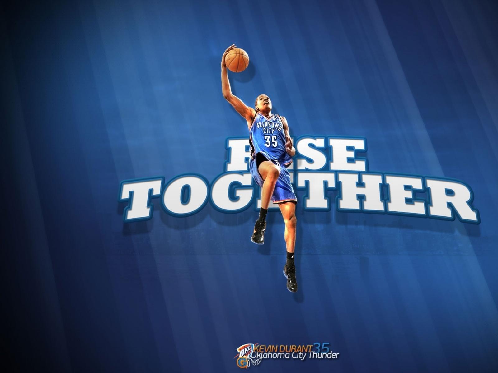 OKLAHOMA CITY THUNDER basketball nba mv wallpaper 1600x1200 158441 1600x1200