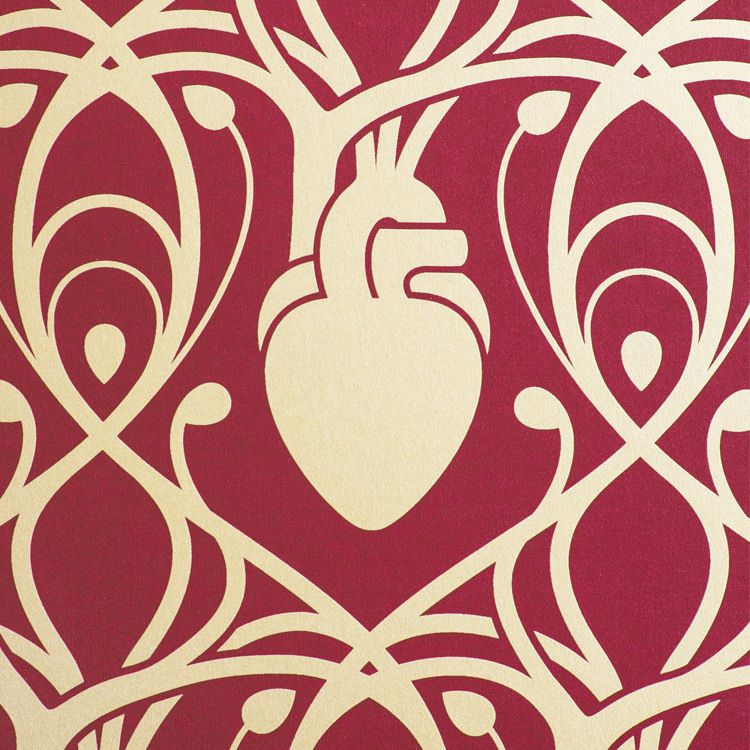 SAMPLES of Cardiac Wallpaper Street Anatomy Gallery Store 750x750