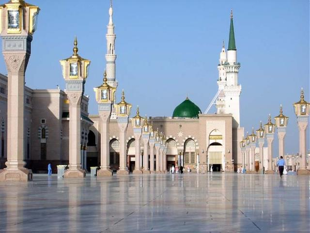 Makka Madina Photo Hd Madina Sharif Wallpaper Wallpapersafari