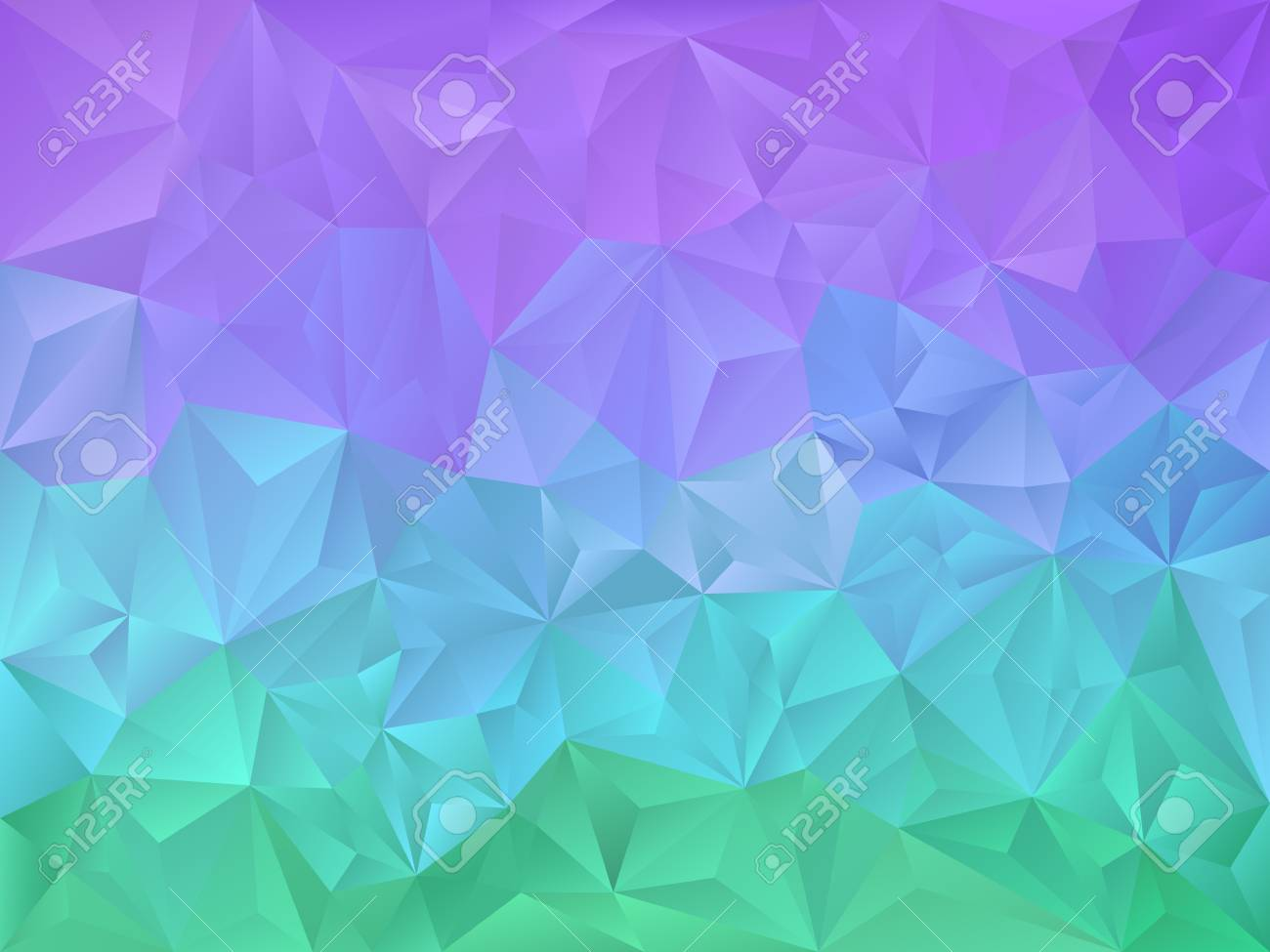 Vector Abstract Irregular Polygon Background With A Triangle 1300x975