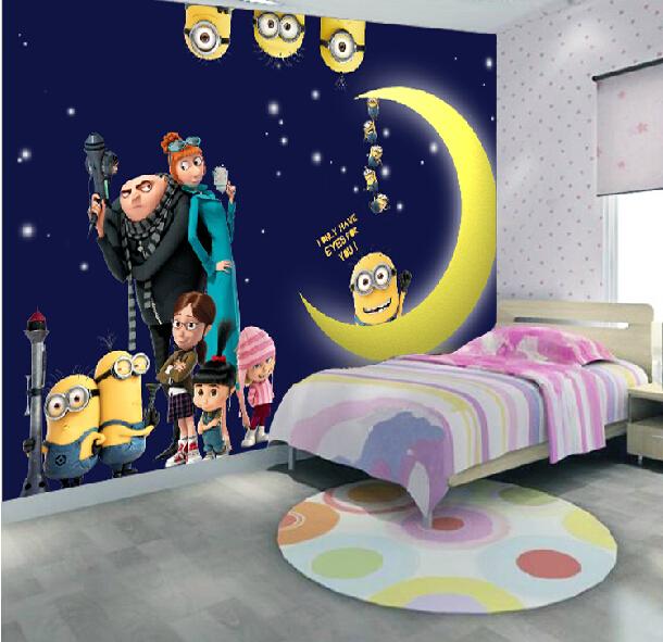 on Minion Wallpaper  Online ShoppingBuy Low Price Minion Wallpaper 610x591