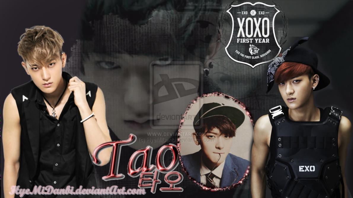 EXO Tao Wallpaper by HyeMiDanbi 1191x670