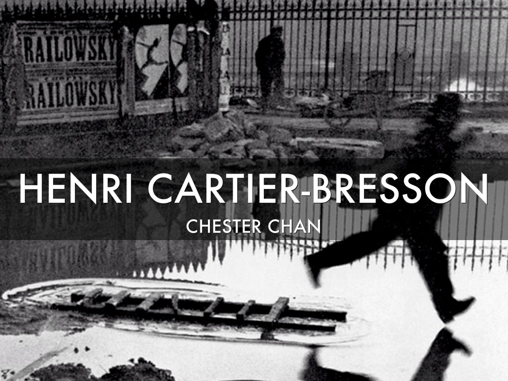 Henri Cartier Bresson by Chester Chan 1024x768