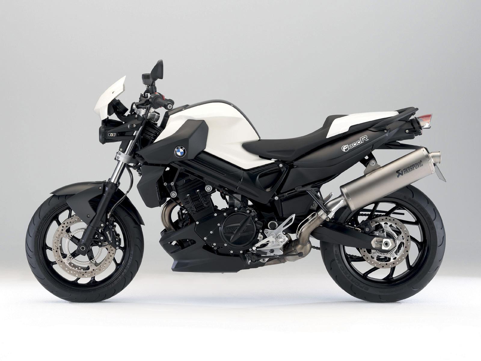 2008 BMW F800R motorcycle desktop wallpaper 1600x1200
