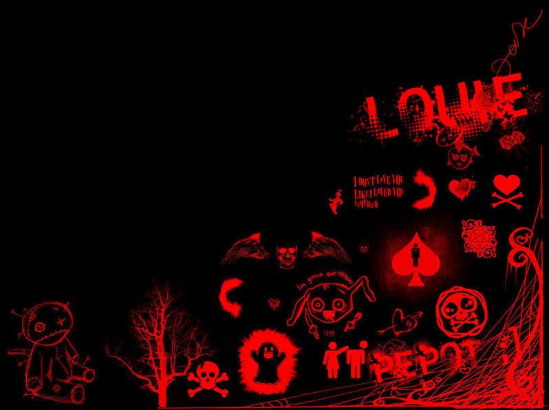 Emo Background Wallpaper Emo Background Desktop Background 798x597
