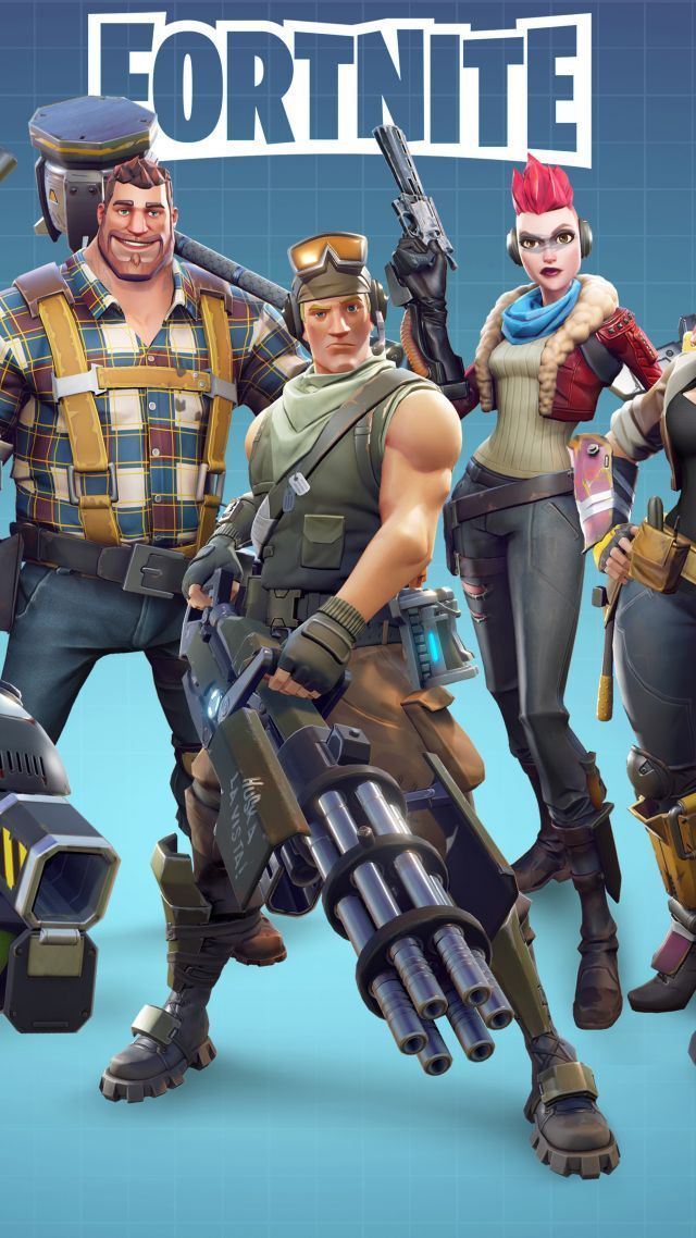 Fortnite Wallpapers Wallpapers For Tech 640x1138