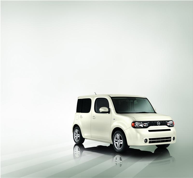 2009 Nissan Cube Wallpaper and Image Gallery 800x739